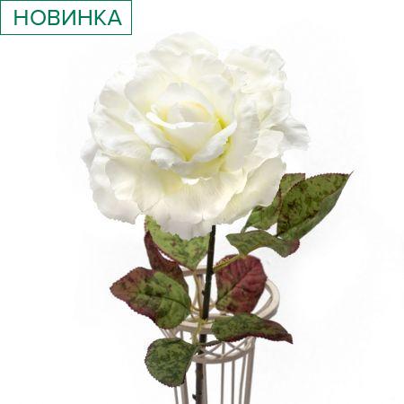 401/0219В Роза супер гигант искусственная h 104 см