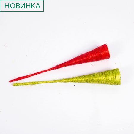 39/6583Р(Sale) Рожок d4см h30см (микс)