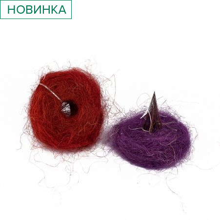 39/2273С(Sale) Каркас для цветов сизалевый d20см (10шт/уп)