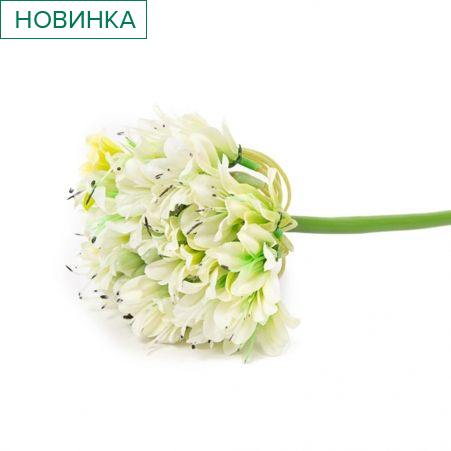 401/5017-9C Аллиум h70см (зеленый)