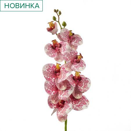 401/0150-28B Орхидея h98см(латекс) пурпурная