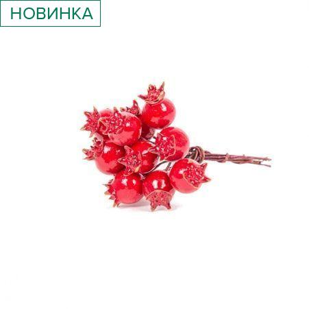 736/6055-2 Шиповник красный *12 (6шт/уп)