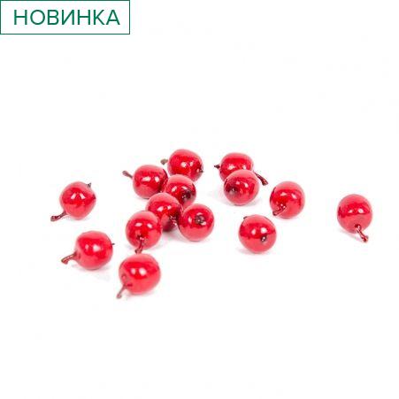 715/6055-1 Яблочки красные (100шт. в уп)