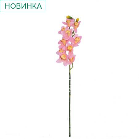 7141/9236-1/1 Орхидея Цимбидиум латекс (розовый) 92см (9г)