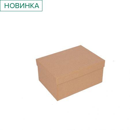 КПО25*18*12 Коробка прямоугольная крафт однотонный