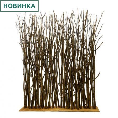 ДИ01(з.) Декоративная изгородь 220*h280см
