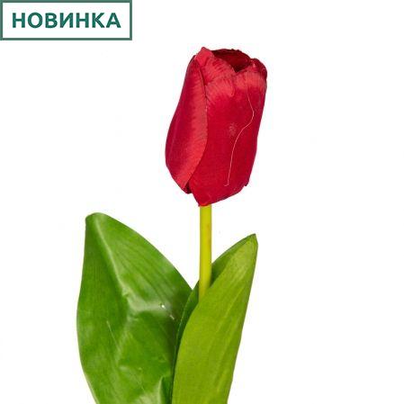 401/0624-1В Тюльпан h55см(красный)