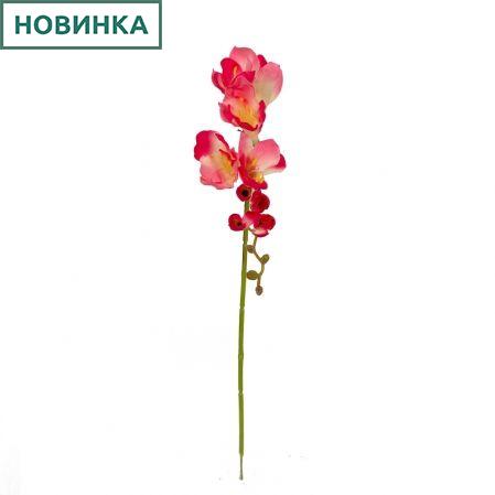 401/0238-1В Фрезия сатиновая h50+17см (розовая)