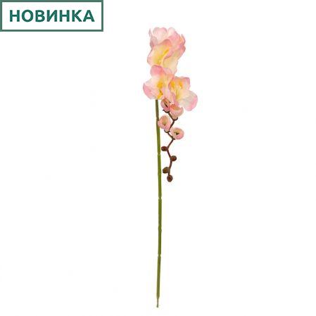 401/0238-5В Фрезия сатиновая h50+17см (светло-розовая)