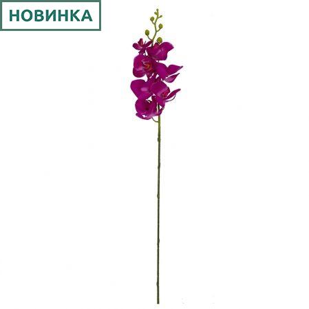 401/5998-8L Орхидея h85см(латекс)(сиреневая)