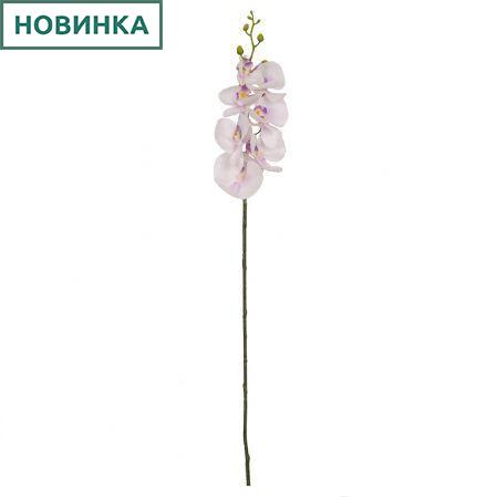 401/5998-23L Орхидея h85см(латекс)(белая)