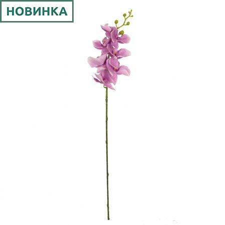 401/5998-16L Орхидея h85см(латекс)(светло-сиреневая)
