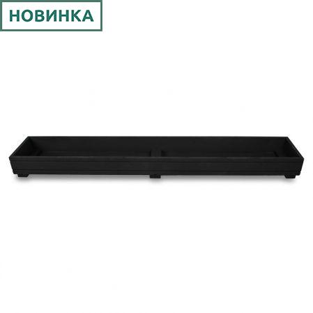 811/04-2/4(з.) Ящик деревянный (черный) 120*20*10