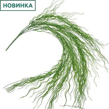 7143/0411-30 Трава ампельная зеленая h86см