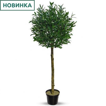 170/Ш/175 Оливковое дерево с плодами h170см(латекс)
