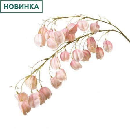 7143/А2790-162/5 Физалис ветка св.розов. h90см(878)