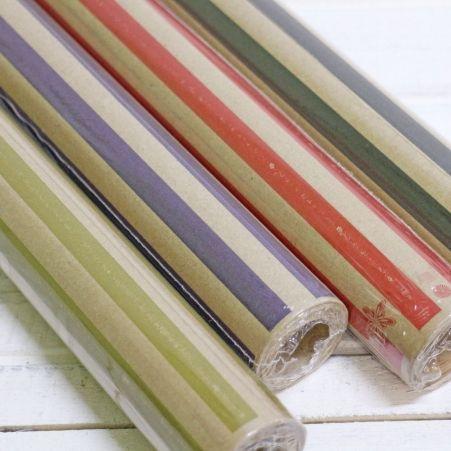Бумага в рулоне Крафт 70см*10м с рисунком одноцветная печать(70г/м2)(М)