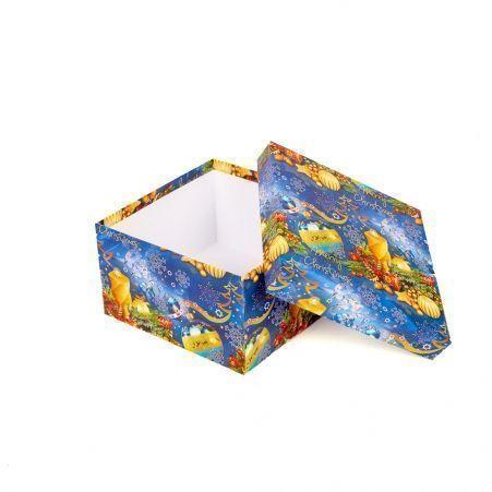 КК18*18*10,5НГ Коробка квадратная НГ