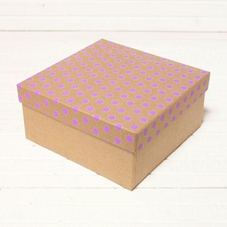 ККК18*18*8,5 Коробка квадр. (крафт)