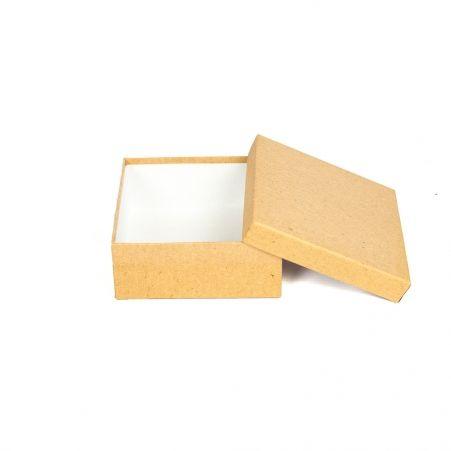 ККО14,5*14,5*6 Коробка квадр. однотон. крафт.