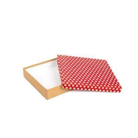 КПК23*21*4,5 Коробка прямоуг. Крафт