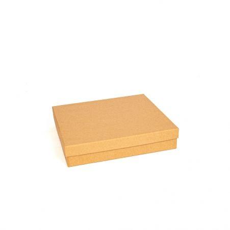 КПО23*21*4,5 Коробка прямоуг. однотон. Крафт