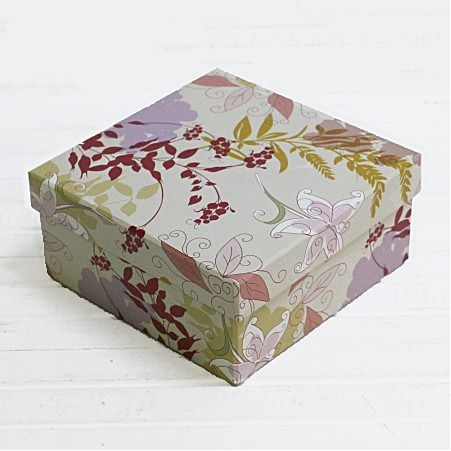 КК15*15*7 Коробка квадратная