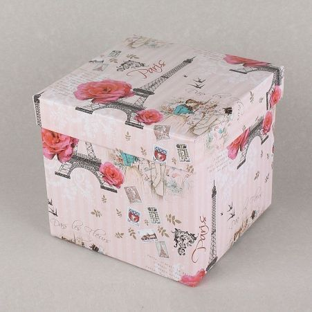 КК18*18*17 Коробка квадр.