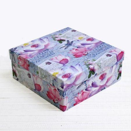 КК26*26*10.5  Коробка квадр.