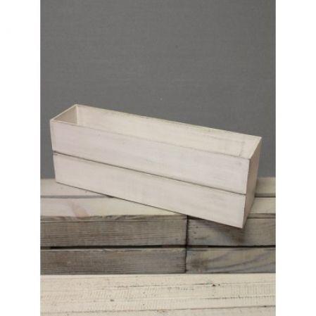 811/01 Ящик деревянный 41*9,5 (h14,5)