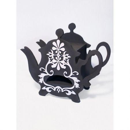 "809/016-1(Sale) Чайн.домик""Чайник""20*17Кол-я""Кру-ваГрафит"