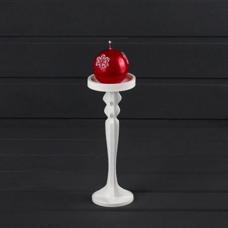 905/06(Sale)Подсвечник * 1 (д/форм. свечи d-7см) h22см