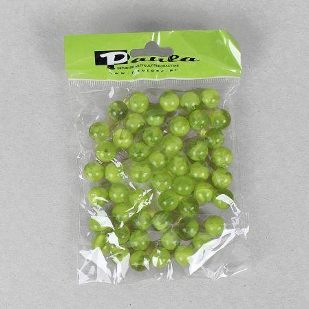 31/0112/1Р(Sale) Бусы фигурн. цветн. в пакете (12 мм)