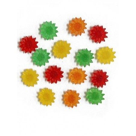 31/1836Р(Sale)  Цветочек на липучке/прищепке (24шт )