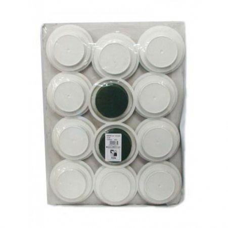 Оазис на подставке круглый  5*12 см 3037 (Sale)