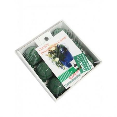Оазис Пластик. основа 5,5*7,5см 6шт/уп 3106 (Sale)