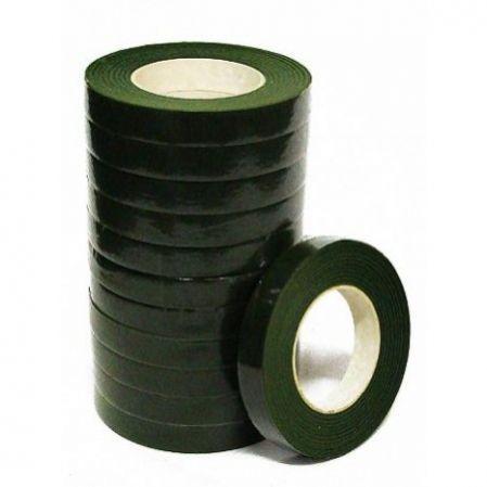 Тейп-лента 1,3см* 30 (зел./цветная) (L)