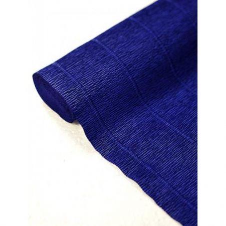 555 Гофробумага  50*250 см (тёмно-синий)