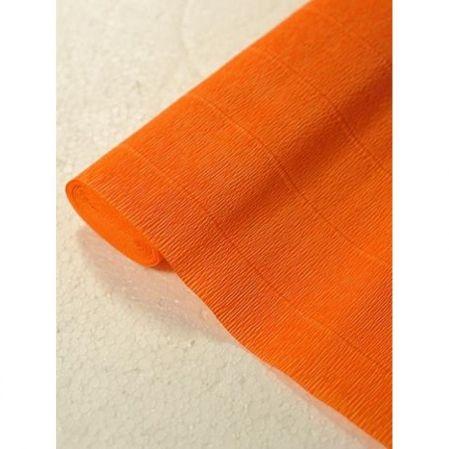 581 Гофробумага  50*250 см (оранж)