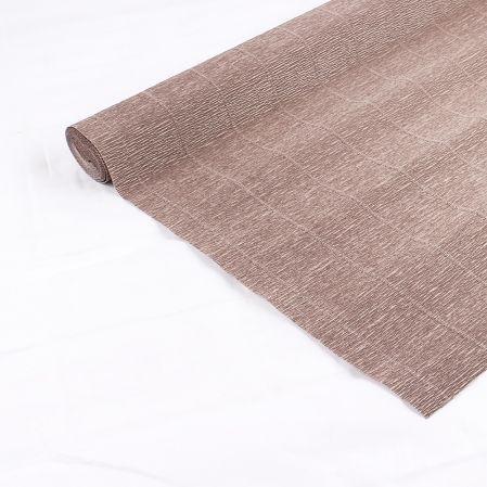 604 Гофробумага  50*250 см (серый)