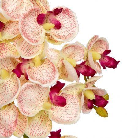 401/0230A Орхидея искусственная, микс, h70см