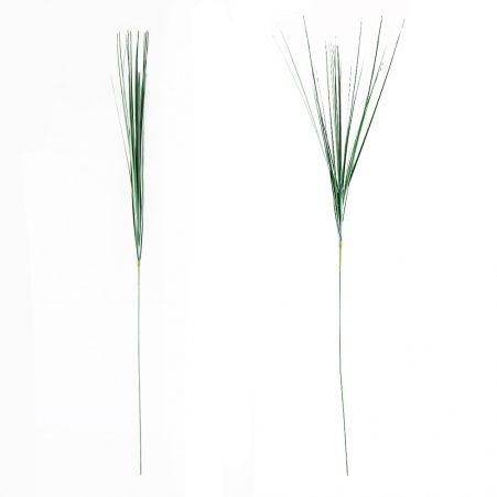 403/0244В Трава Осока искусственная, зеленая h 70см