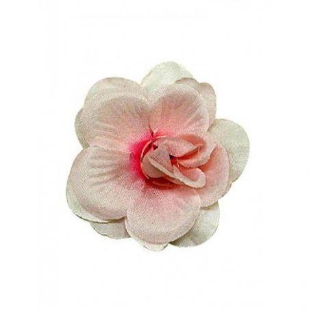 406/0233В Голова розы мини (в уп. 24 шт.) (5.5см)
