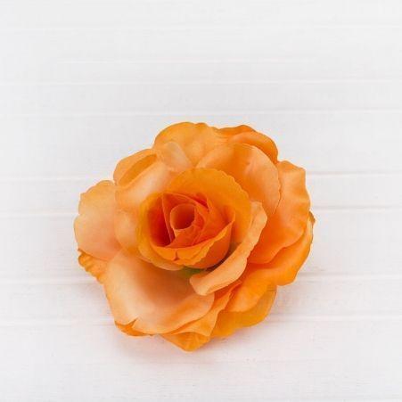 406/0693B Голова розы 13,5см (12 шт/уп)