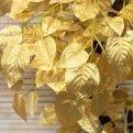 120/2К/ОС/83 Дерево золотое h120см(2кр.,ориг.,ст.)