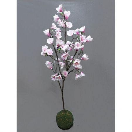 ККДД160/193-2 Кокедама d-27 Магнолия с цветами(роз