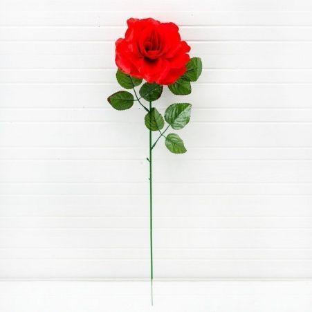 401/06933Д Роза h-60см красный
