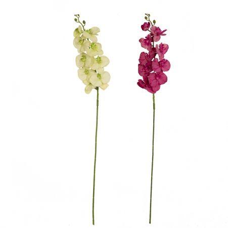 7141/0015-1 Орхидея Фаленопсис с прожилками 100см