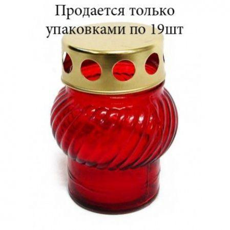 Лампада 45-00 (czerw 030) (19шт/уп)