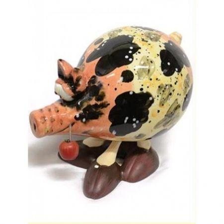 708/48271S(Sale) Фигура Свинка 5,5*3,8*5(Б-4шт)